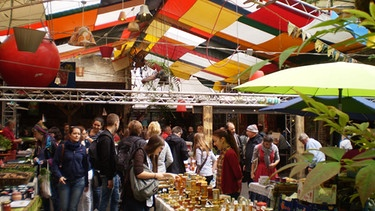 Markt in Szimpla | Bild: Attila Magyar