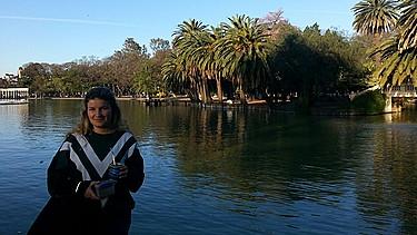 Im Park in Rosario/Argentinien | Bild: Louise Lust