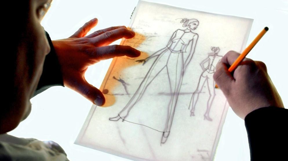 Mode Design | Mythos Modedesign Studium Zwischen Nahmaschine Und Fashion Week