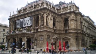 Budapester Oper | Bild: Attila Magyar