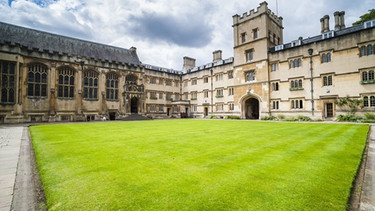 Exeter College, University of Oxford, Oxfordshire, England | Bild: picture-alliance/dpa