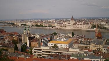 Blick über Budapest | Bild: Attila Magyar