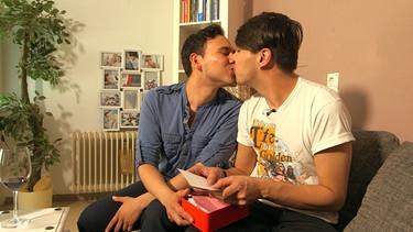 Dating in der Schwulenwelt