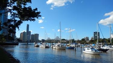 Brisbane-River | Bild: Nils Neumann