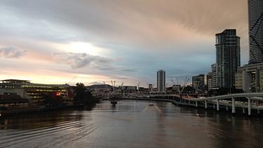 Innenstadt mit Brisbane River | Bild: Nils Neumann