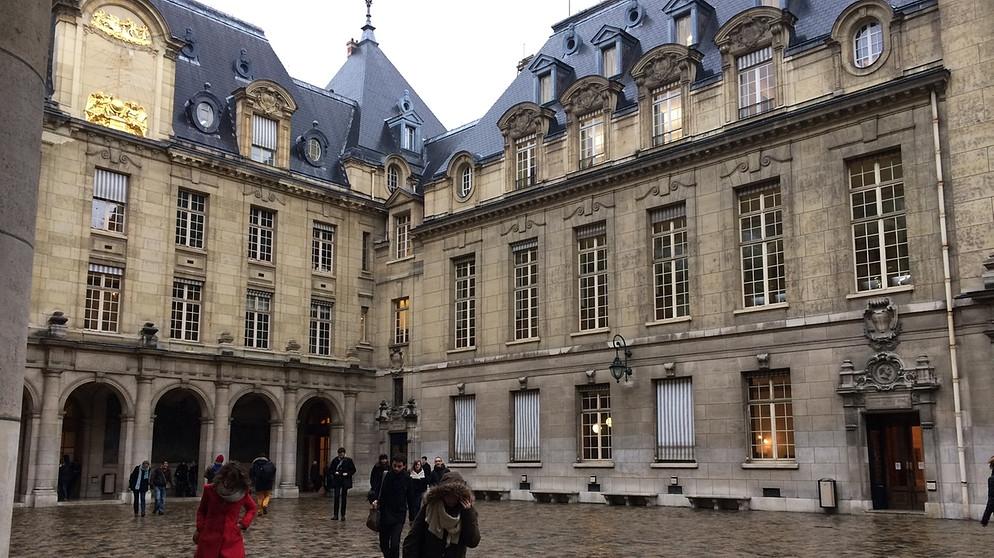 frankreich tipps f rs studium in paris campus magazin ard alpha fernsehen. Black Bedroom Furniture Sets. Home Design Ideas