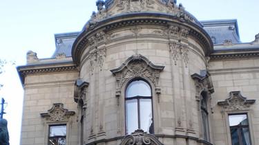Szab-Ervin-Bibliothek in Budapest | Bild: Attila Magyar