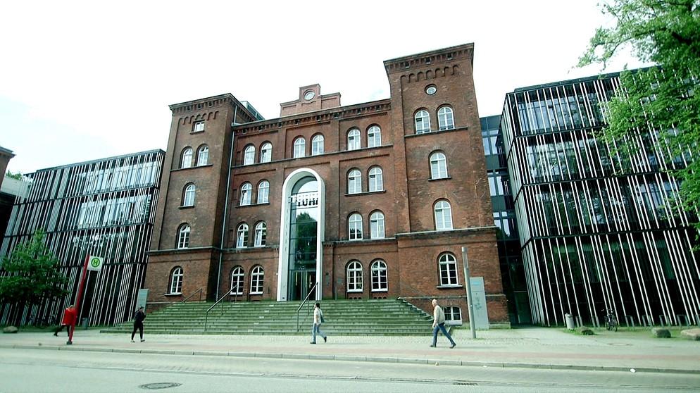 Technische Universität Hamburg Klein Aber Innovativ Campus Ard