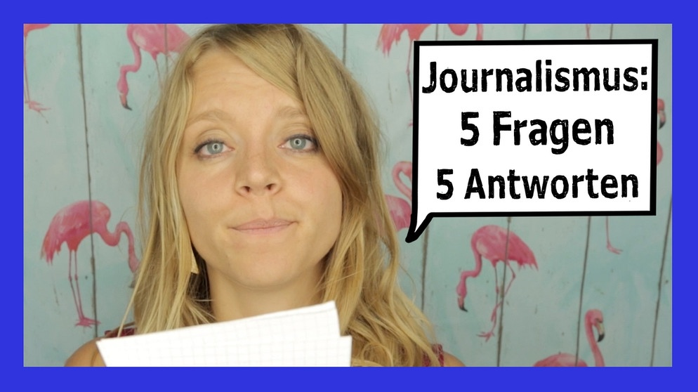 Ber uni faq journalismus studium 5 fragen 5 antworten for Journalismus studium