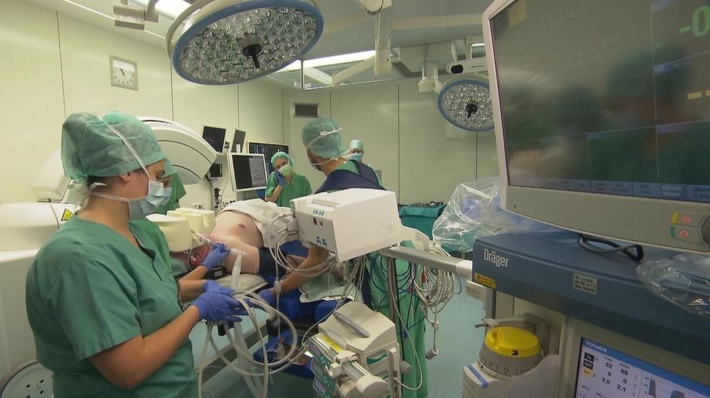 Anästhesietechnische/-r Assistent/-in : Wohlbehütet im ...