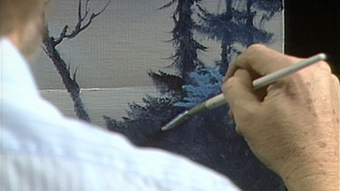 Splender of a snowy Winter | Bild: Bob Ross