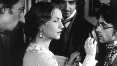 "Isabelle Huppert in ""Madame Bovary"" 
