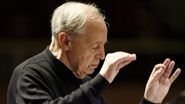 Pierre Boulez | Bild: picture-alliance/dpa