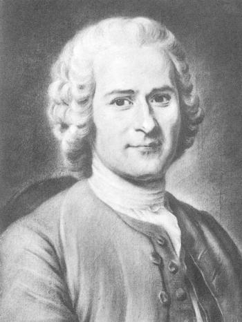 Jean-Jacques Rousseau  | Bild: picture-alliance/dpa