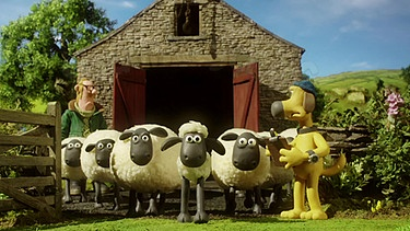 Shaun das Schaf | Bild: Aardman Animations Ltd.