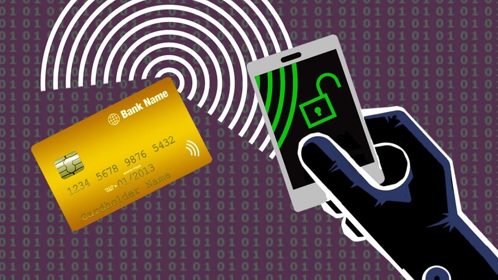 Nfc Karte Kopieren.Kreditkartenbetrug Langfinger Mit Handy Und Antenne