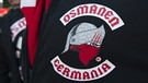 Osmanen Germania Logo | Bild: picture-alliance/dpa
