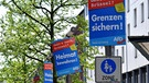 AfD-Wahlplakate | Bild: picture-alliance/dpa