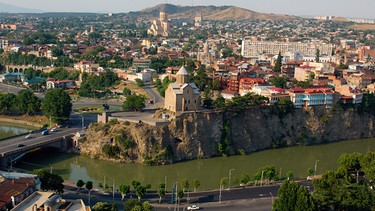 Tiflis | Bild: colourbox.com