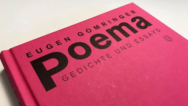 Eugen Gomringer Poema Gedichte Und Essays Buchtipps