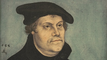500 Jahre Reformation - Martin Luther | Bild: picture-alliance/dpa
