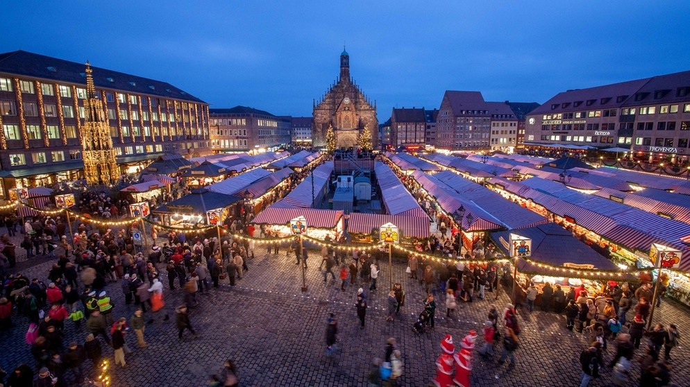 Weihnachtsmarkt Nürnberg.Impressionen Vom Markt Der Nürnberger Christkindlesmarkt 2013