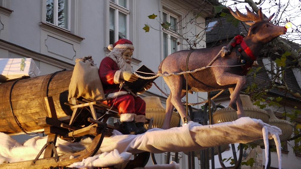 Bamberg Weihnachtsmarkt.Weihnachtsmärkte In Franken Weihnachtsmarkt In Bamberg Heimat