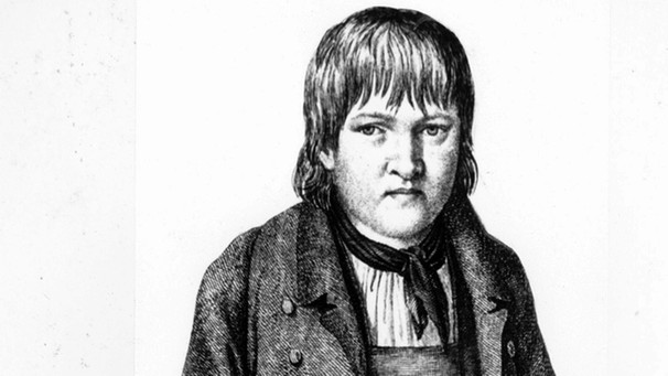 the development of kaspar hauser edition and On saturday 14 december 1833 kaspar got up as usual shortly before 8 o'clock and set off to fuhrmann's house for his weekly hour of religious instruction he remarked on some cardboard boxes in fuhrmann's study and the minister said that he had made them to keep some pictures he had cut out to.
