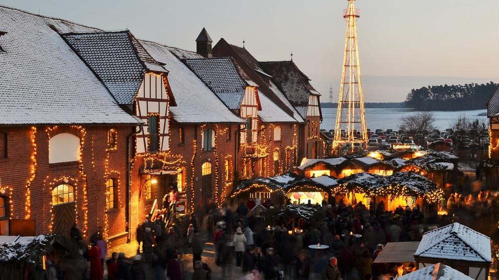 Weihnachtsmarkt Hexenagger.Weihnachtsmärkte In Franken Weihnachtsmarkt Gut Wolfgangshof