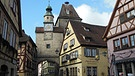 Markusturm in Rothenburg | Bild: Gerlinde Leitner, Heilsbronn, 24.02.2015