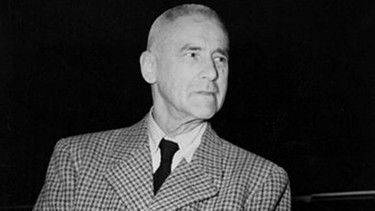 Wilhelm Frick 1946 | Bild: Office of the United States Chief of Counsel