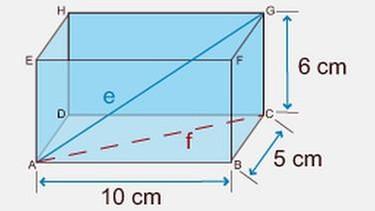 diagonale im rechteck berechnen diagonale eines rechtecks. Black Bedroom Furniture Sets. Home Design Ideas
