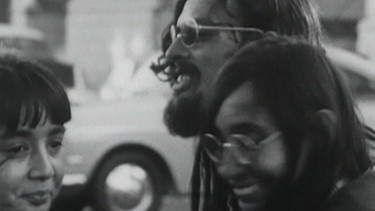 Hippies in New York | Bild: Bayerischer Rundfunk