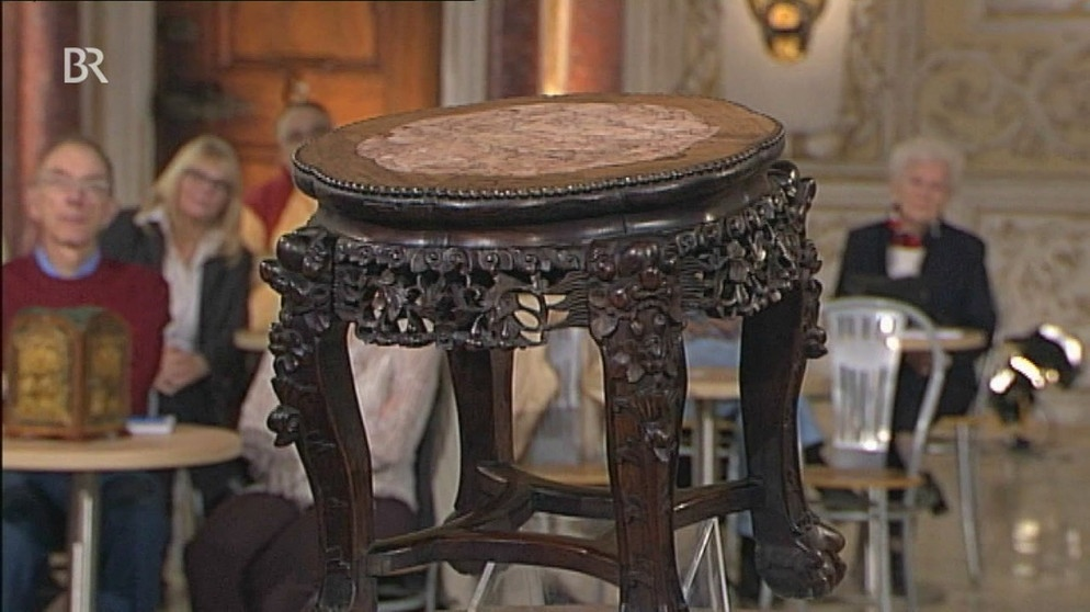 Asiatischer Tisch: So gut wie nie Huanghuali | Möbel