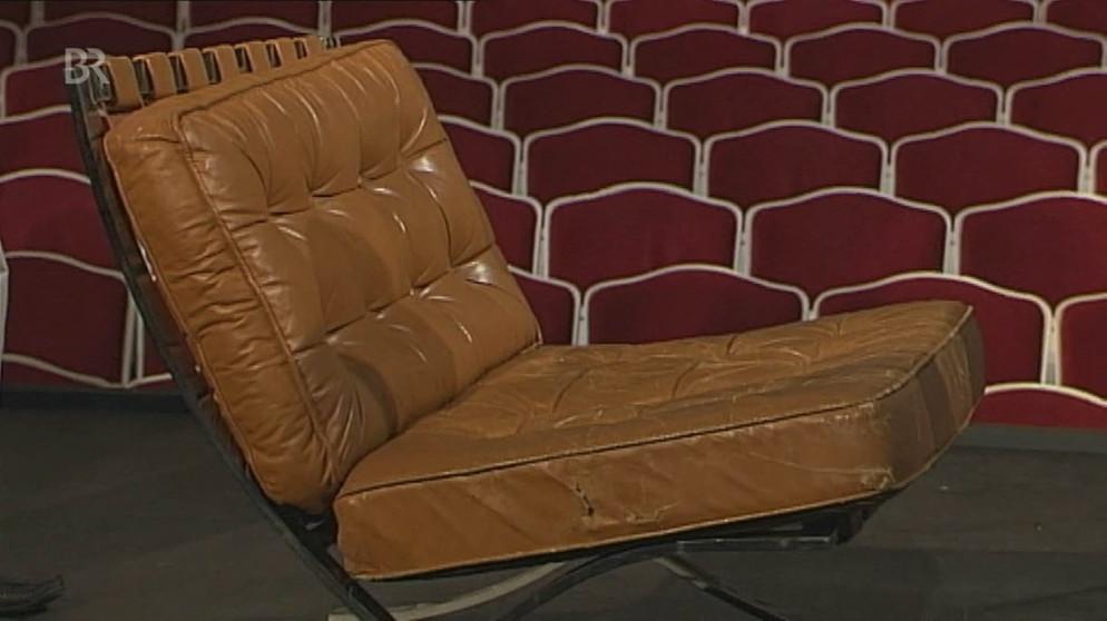"""Barcelona Chair"": Kommt Uns Spanisch Vor"