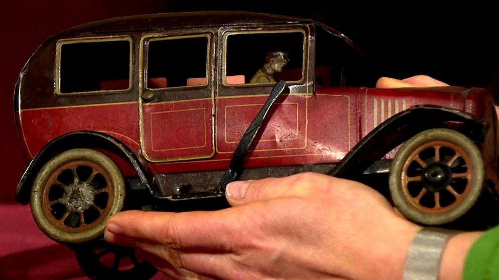 Bing Limousine Schätzchen Auf Vier Rädern Spielzeug