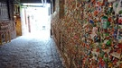 Gum Wall Seattle   | Bild: picture-alliance/dpa