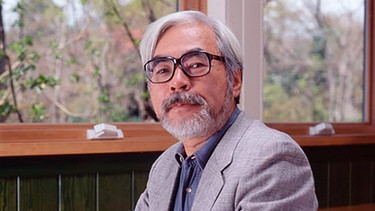 "Anime-Regisseur und ""Studio Ghibli""-Mitgründer Hayao Miyazaki 