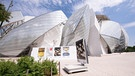 Die Zukunft der Museenlandschaft? Die Louis Vuitton Foundation des gleichnamigen Konzerns in Paris | Bild: Niviere David/Abacapress.com