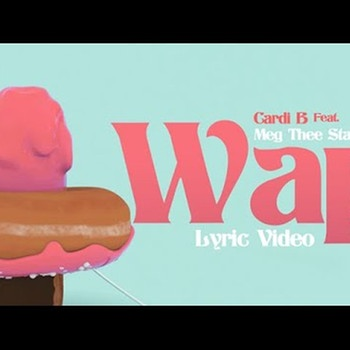 Cardi B - WAP feat. Megan Thee Stallion [Official Lyric Video] | Bild: Cardi B (via YouTube)