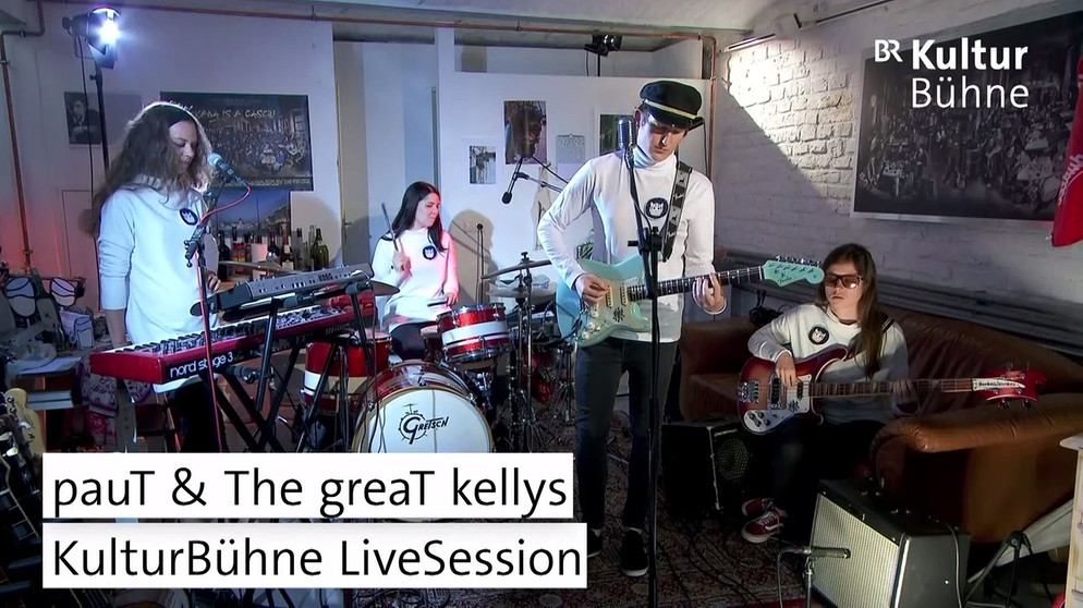pauT & The greaT kellys -Teaserbild Stream | Bild: BR