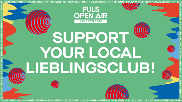 PULS Open Air - Support Your Local Lieblingsclub | Bild: BR