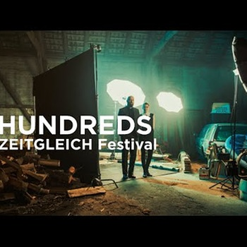 Hundreds - Zeitgleich Festival - ARTE Concert | Bild: ARTE Concert (via YouTube)