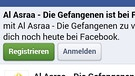 facebook (Screenshots) | Bild: facebook (Screenshots)