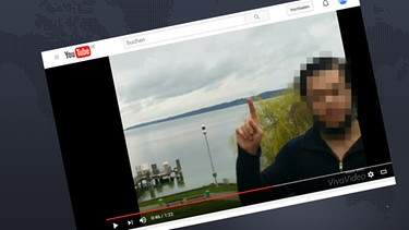 YouTube-Screenshot Syrienrückkehrer | Bild: YouTube