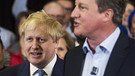 Boris Johnson und David Cameron | Bild: picture-alliance/dpa