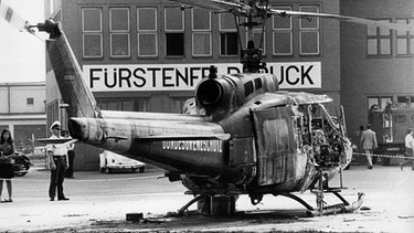 Olympia-Attentat 1972 | Bild: picture-alliance/dpa