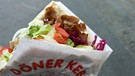 Döner Kebab | Bild: picture-alliance/dpa