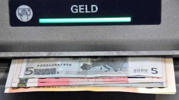 geld einzahlen automat