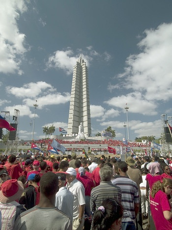 Plaza de la Revolución in Havanna | Bild: picture-alliance/dpa
